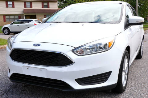 2017 Ford Focus for sale at Prime Auto Sales LLC in Virginia Beach VA