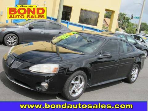2004 Pontiac Grand Prix for sale at Bond Auto Sales in St Petersburg FL