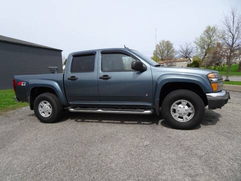 2006 Chevrolet Colorado for sale at Great Lakes Classic Cars & Detail Shop in Hilton NY