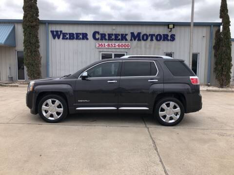 2015 GMC Terrain for sale at Weber Creek Motors in Corpus Christi TX