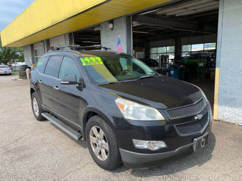 2011 Chevrolet Traverse for sale at McNamara Auto Sales - Kenneth Road Lot in York PA