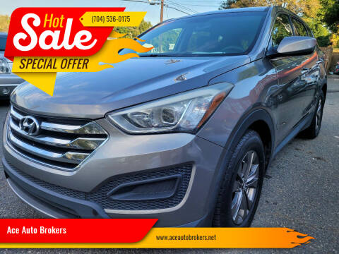 2013 Hyundai Santa Fe Sport for sale at Ace Auto Brokers in Charlotte NC