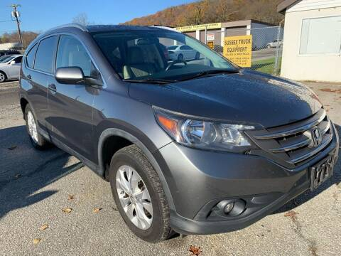 2012 Honda CR-V for sale at Ron Motor Inc. in Wantage NJ