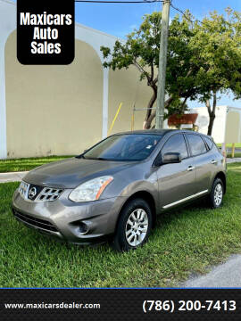 2011 Nissan Rogue for sale at Maxicars Auto Sales in West Park FL