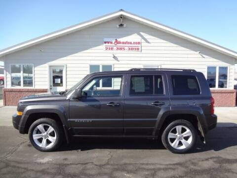 2014 Jeep Patriot for sale at GIBB'S 10 SALES LLC in New York Mills MN