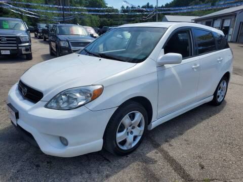 2008 Toyota Matrix for sale at Extreme Auto Sales LLC. in Wautoma WI