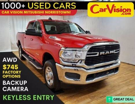 2019 RAM Ram Pickup 2500 for sale at Car Vision Buying Center in Norristown PA