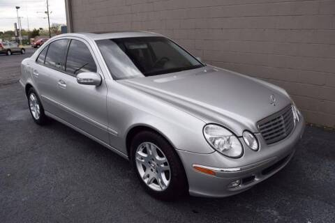 2003 Mercedes-Benz E-Class for sale at Precision Imports in Springdale AR