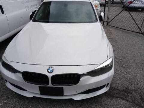 2015 BMW 3 Series for sale at International Auto Sales Inc in Staten Island NY