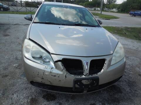 2007 Pontiac G6 for sale at SCOTT HARRISON MOTOR CO in Houston TX