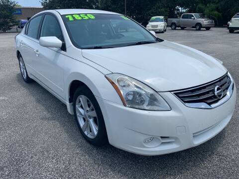 2012 Nissan Altima for sale at The Car Connection Inc. in Palm Bay FL