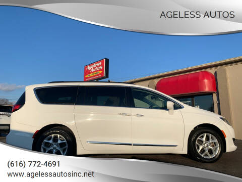 2017 Chrysler Pacifica for sale at Ageless Autos in Zeeland MI