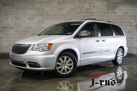 2012 Chrysler Town and Country for sale at J-Rus Inc. in Macomb MI