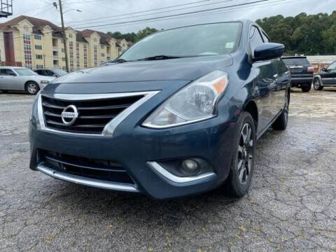 2015 Nissan Versa for sale at DREWS AUTO SALES INTERNATIONAL BROKERAGE in Atlanta GA