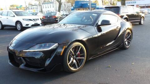 2020 Toyota GR Supra for sale at JBR Auto Sales in Albany NY