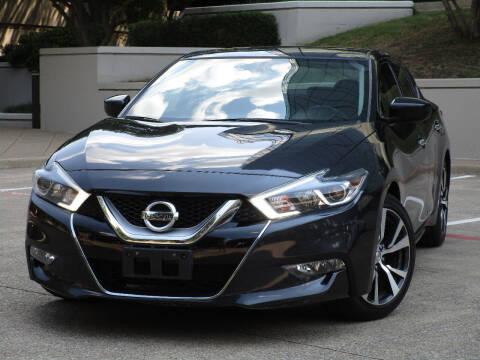 2017 Nissan Maxima for sale at Ritz Auto Group in Dallas TX