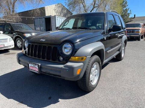 2005 Jeep Liberty for sale at Local Motors in Bend OR