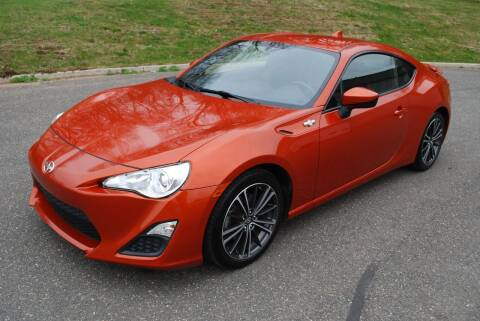 2015 Scion FR-S for sale at New Milford Motors in New Milford CT