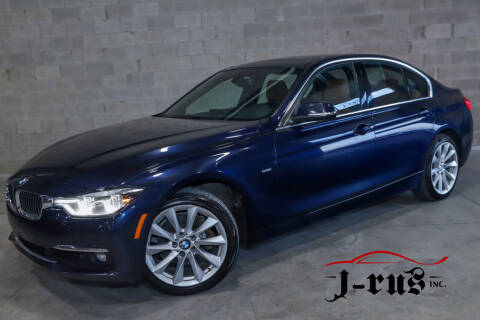 2016 BMW 3 Series for sale at J-Rus Inc. in Macomb MI