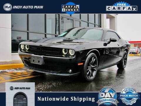 2017 Dodge Challenger for sale at INDY AUTO MAN in Indianapolis IN