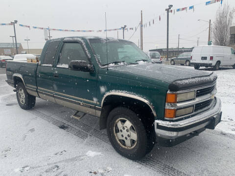 1995 Chevrolet C/K 1500 Series for sale at Independent Auto Sales #2 in Spokane WA