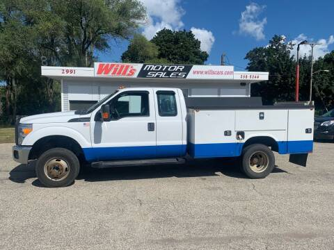 2014 Ford F-350 Super Duty for sale at Will's Motor Sales in Grandville MI
