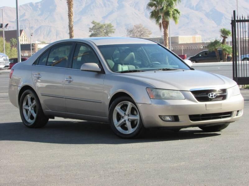 2006 Hyundai Sonata for sale at Best Auto Buy in Las Vegas NV