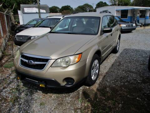 2008 Subaru Outback for sale at Family Auto Sales of Mt. Holly LLC in Mount Holly NC