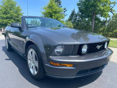 2007 Ford Mustang for sale at LA 12 Motors in Durham NC