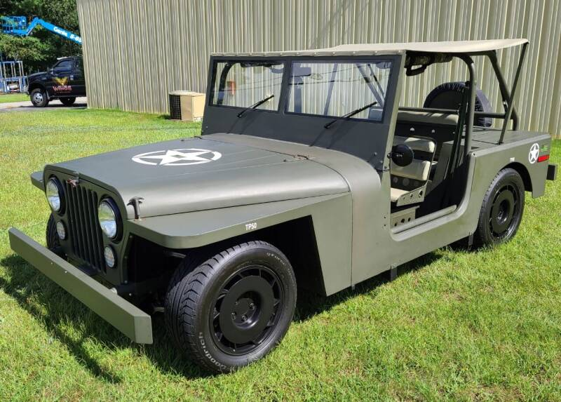 1976 Jeep CJ-5 for sale at MILFORD AUTO SALES INC in Hopedale MA