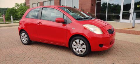 2007 Toyota Yaris for sale at Auto Wholesalers in Saint Louis MO