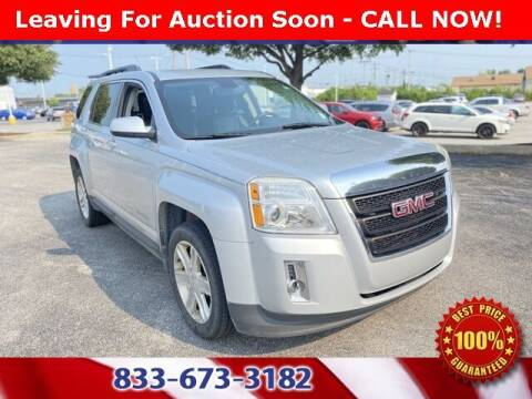 2011 GMC Terrain for sale at Glenbrook Dodge Chrysler Jeep Ram and Fiat in Fort Wayne IN