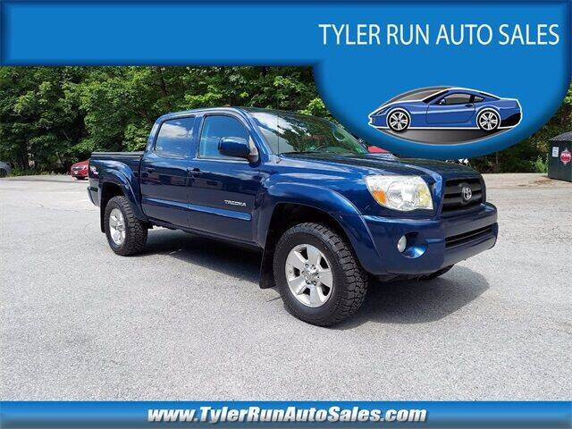2008 Toyota Tacoma for sale at Tyler Run Auto Sales in York PA