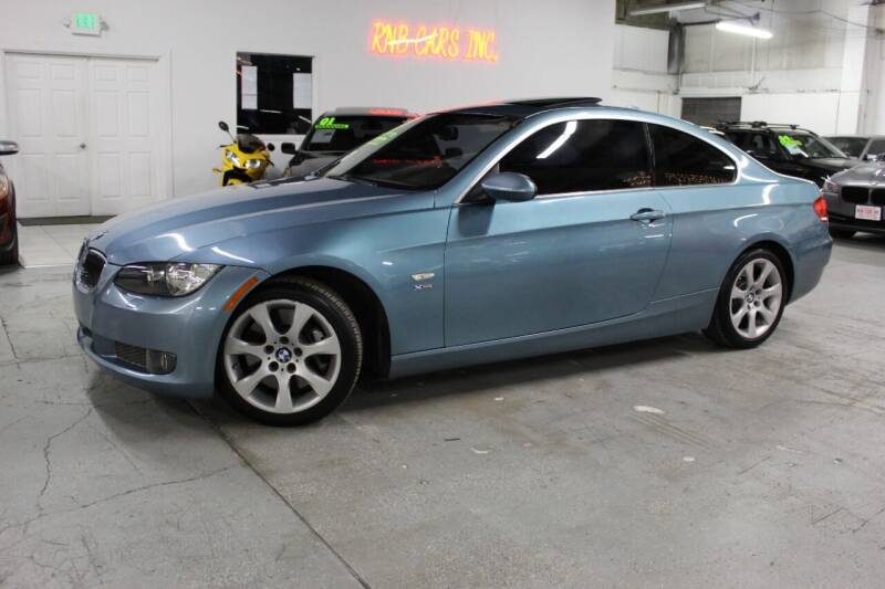 2009 BMW 3 Series for sale at R n B Cars Inc. in Denver CO