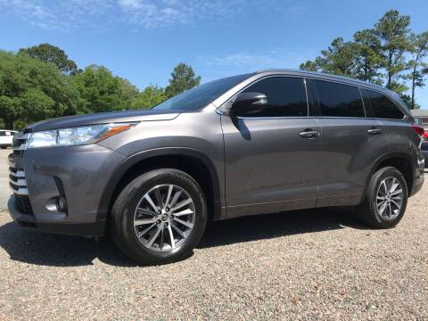 2018 Toyota Highlander for sale at #1 Auto Liquidators in Yulee FL