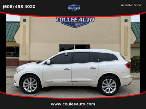 2014 Buick Enclave for sale at Coulee Auto in La Crosse WI