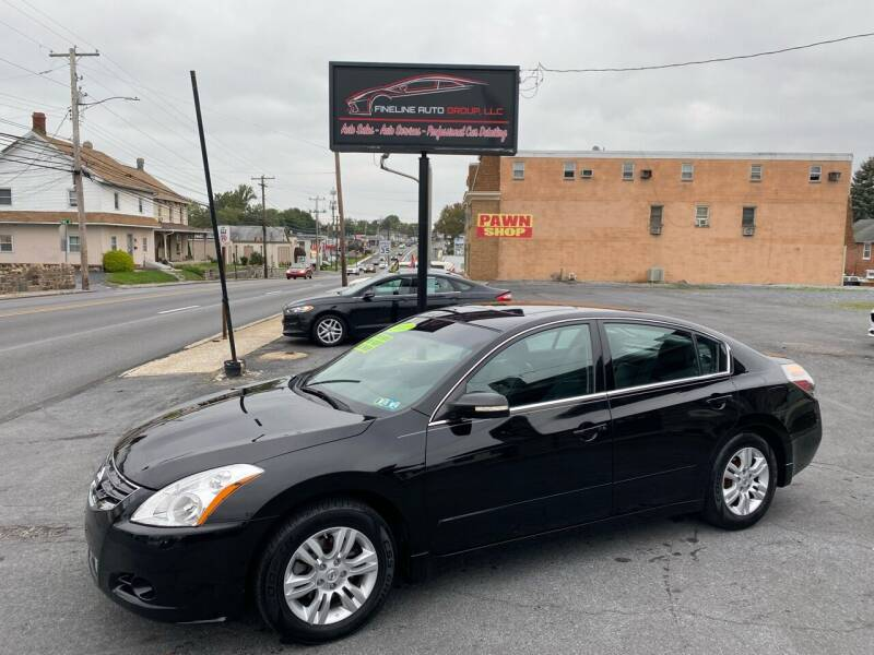 2011 Nissan Altima for sale at Fineline Auto Group LLC in Harrisburg PA
