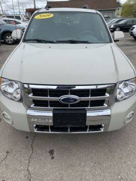 2009 Ford Escape for sale at Right Choice Automotive in Rochester NY