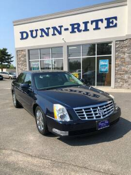 2009 Cadillac DTS for sale at Dunn-Rite Auto Group in Kilmarnock VA