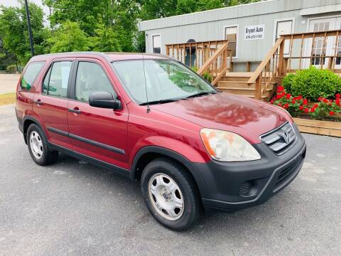 2006 Honda CR-V for sale at BRYANT AUTO SALES in Bryant AR