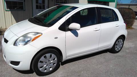 2010 Toyota Yaris for sale at Haigler Motors Inc in Tyler TX
