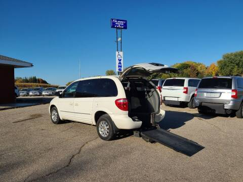 2005 Chrysler Town and Country for sale at Summit Auto & Cycle in Zumbrota MN