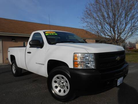 2009 Chevrolet Silverado 1500 for sale at McKenna Motors in Union Gap WA