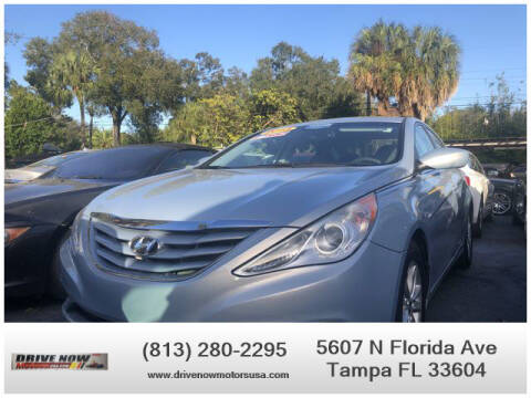 2013 Hyundai Sonata for sale at Drive Now Motors USA in Tampa FL
