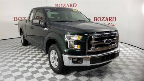 2016 Ford F-150 for sale at BOZARD FORD in Saint Augustine FL