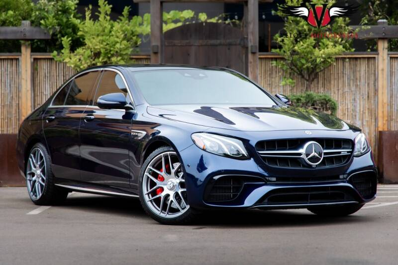 2018 Mercedes-Benz E-Class for sale at Veloce Motorsales in San Diego CA