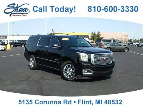 2016 GMC Yukon XL for sale at Jamie Sells Cars 810 in Flint MI
