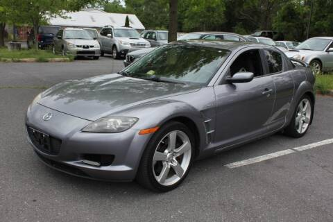 2004 Mazda RX-8 for sale at Auto Bahn Motors in Winchester VA