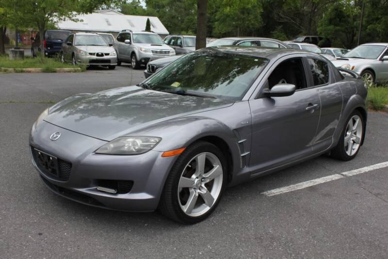 2004 Mazda RX-8 for sale at Auto Bahn Motors in Winchester VA