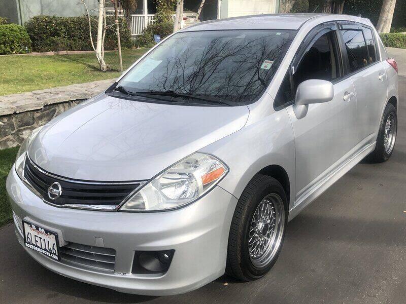 2010 Nissan Versa for sale at Boktor Motors in North Hollywood CA